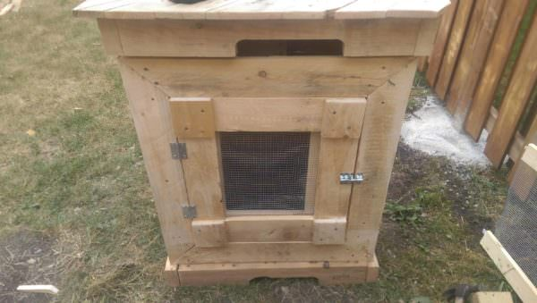 Pallet Fish Tank Pedestal Animal Pallet Houses & Pallet Supplies Pallet Desks & Pallet Tables