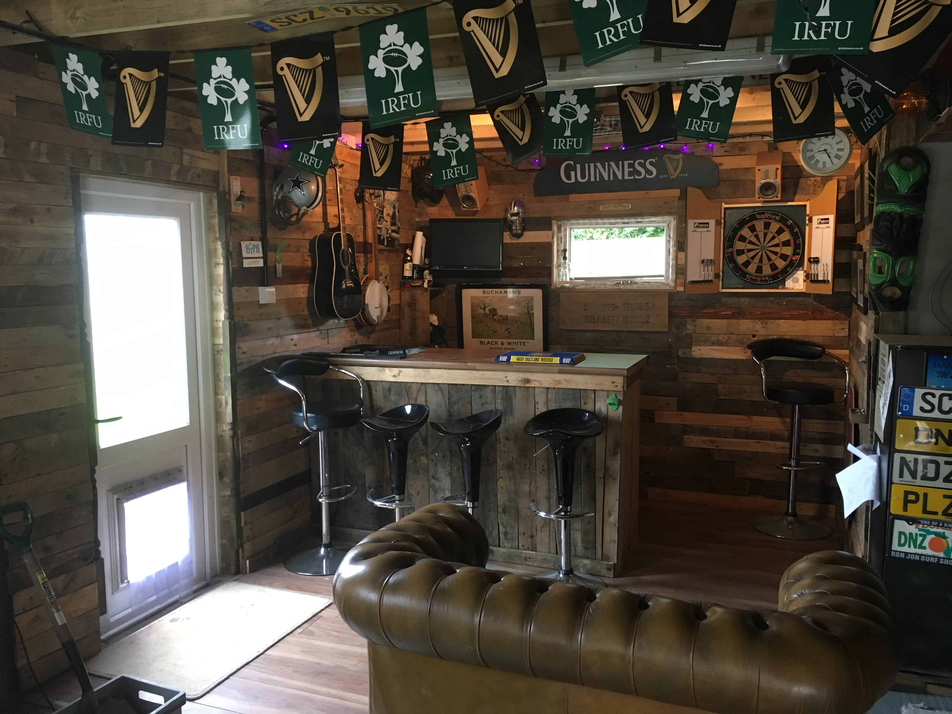 Man Cave Garage Bar Images Galleries