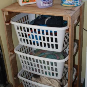 Pallet Laundry Sorting Station