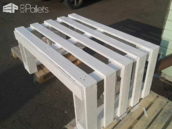 Pallet Lobby Furniture DIY Pallet FurniturePallet Store, Bar & Restaurant Decorations