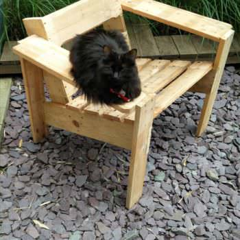 """Pallet """"Wassily"""" Chair"""