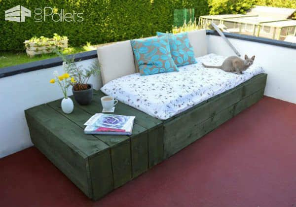 6 Trendy Furniture Ideas Made with Pallet Wood • Pallet Ideas ...