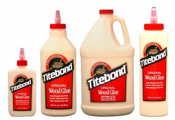 Types of Glue for Woodworking