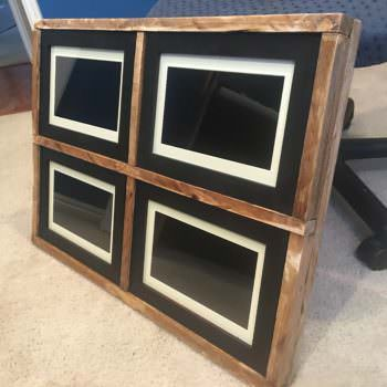 High-tech Devices in Low-tech Pallet Frames
