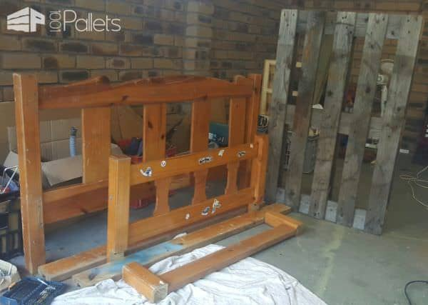 My Upcycled Pallet Lounge Pallet Benches, Pallet Chairs & Stools