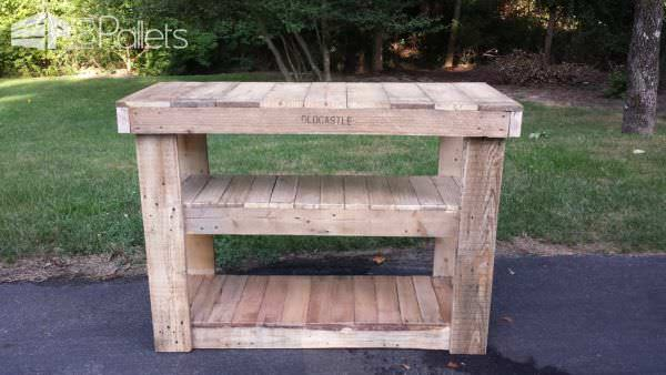 Pallet Tv Stand/Entertainment Center Pallet TV Stands & Racks