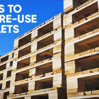 5 Easy Steps to Making Sure Wooden Pallets Are Safe to Reuse for Your Projects