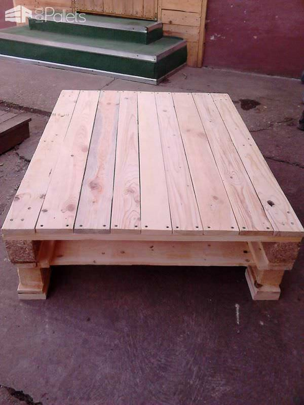 Euro-Pallet Patio Lounge Set 5