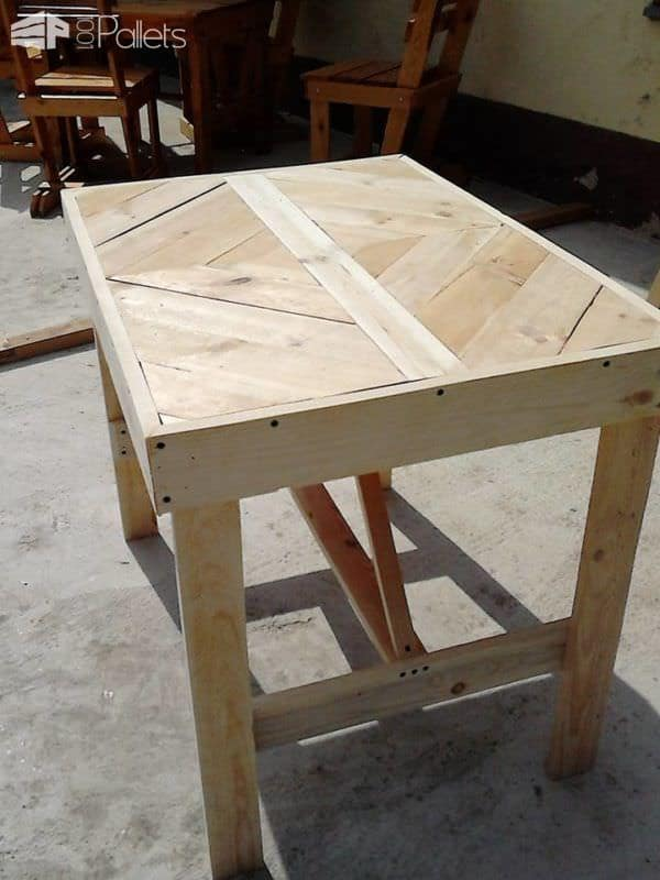 Multi-Purpose Pallet Table 5