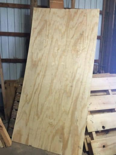 Prodigious Pallet Barn Door Set2