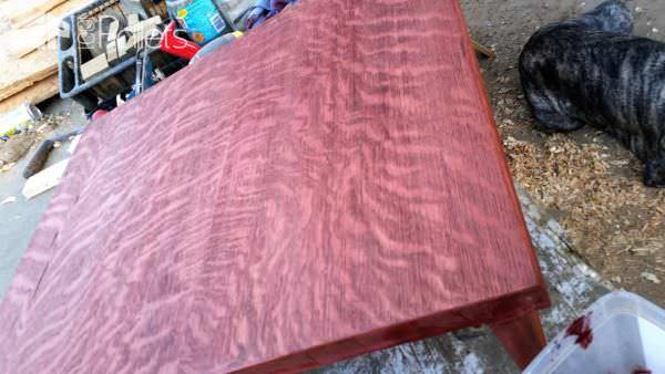 Wood Stain: A Review of Purecolor Inc. Revolutionary Stains DIY Pallet Projects Other Pallet Projects