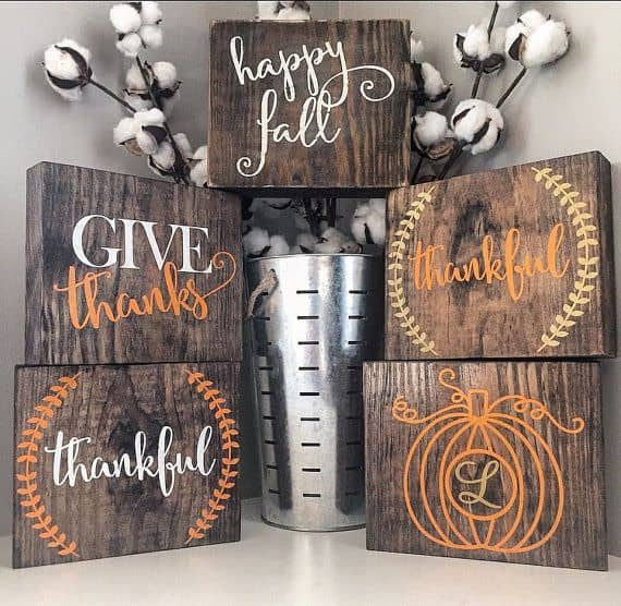 15 Terrific Pallet Thanksgiving Craft Ideas Page 2 Of 2
