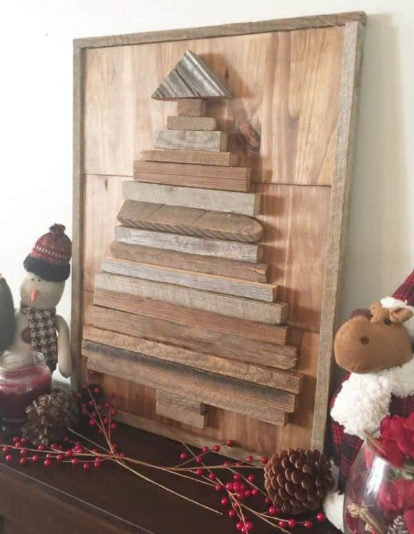 28 Gorgeous Diy Christmas Décor Ideas Pallet Home Décor Ideas