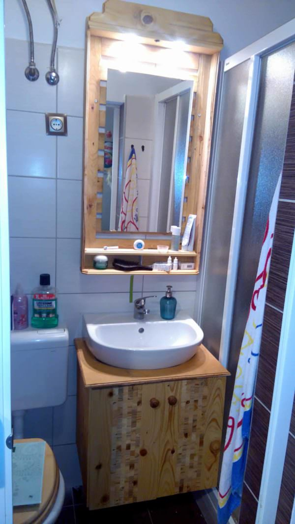 Bathroom Vanity Set1
