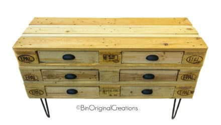 Etsy Product of the Week: Gorgeous Pallet Dresser