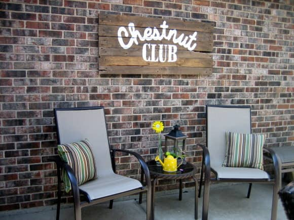 How To Make A Pallet Wood Sign By Yourself Pallet Wall Decor & Pallet Painting