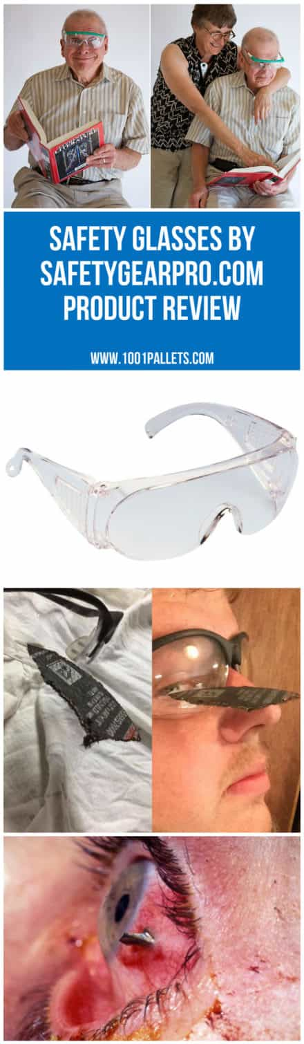 Safety Glasses by Safetygearpro.com - Product Review