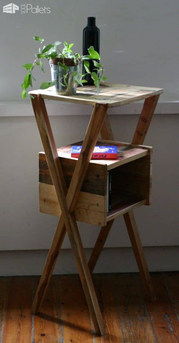 Etsy Product of the Week: Design Pallet Side Table Other Pallet Projects