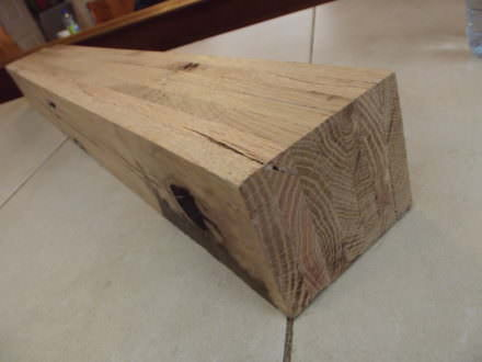 Make Larger Solid Wood Pieces Using Pallet Wood - Video Tutorial!
