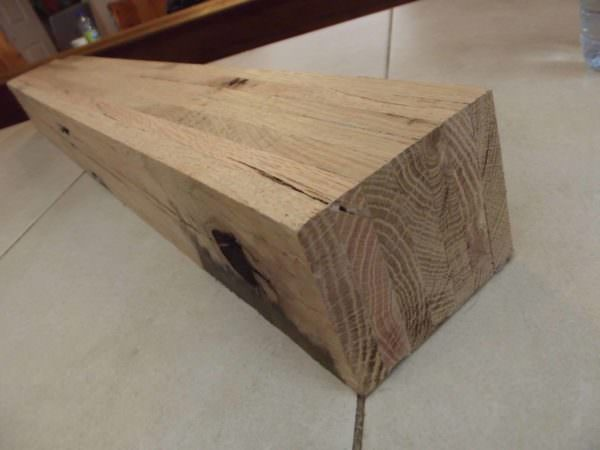 Make Larger Solid Wood Pieces Using Pallet Wood2
