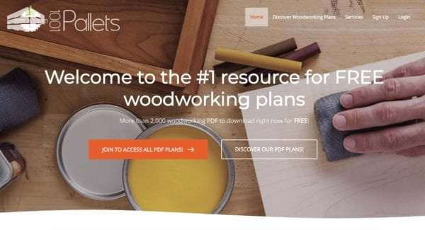 Where To Find Free Woodworking Plans 9 Must Follow Sources 1001 Pallets