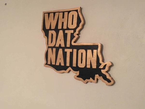 Who Dat Nation Pallet Wall Art3
