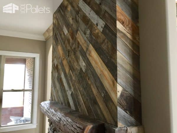 Stellar Pallet Fireplace Surround4