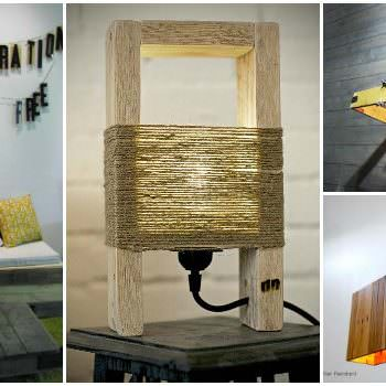 10 Pallet Lighting Ideas You Will Love
