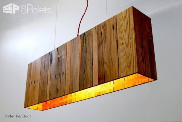 10 Pallet Light Ideas You Will Love