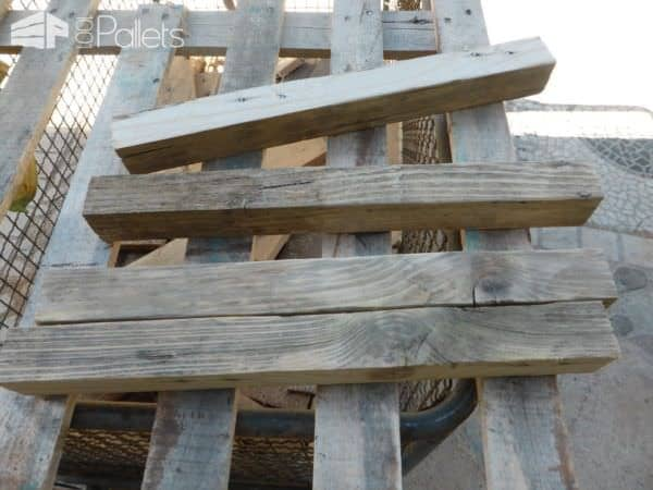 Sgabello Con Pallet : How to build an easy pallet stool come costruire uno sgabello