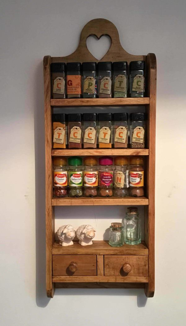 Drawer Pallet Spice Rack1