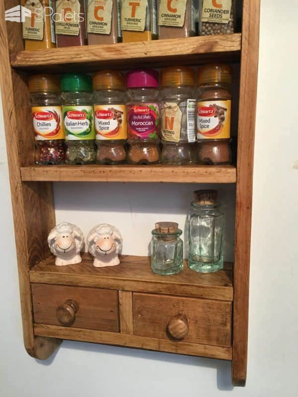 Drawer Pallet Spice Rack4