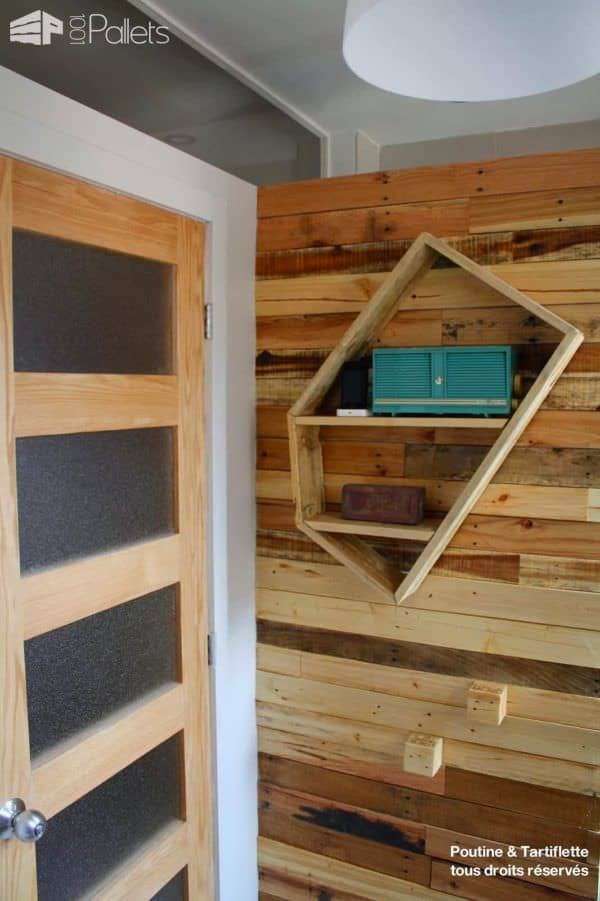 Diy Tips for Your Bathroom Pallet Home Décor Ideas