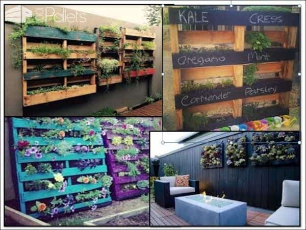 Mega-march Ideas: Top 10 Pallet Projects March 2017