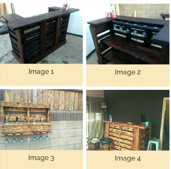 Pallet Bar Wall Rack1