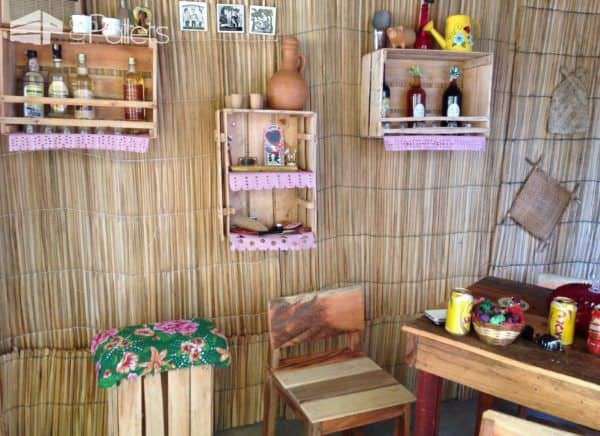 Pallet Home Decor Ideas For Any Room Pallet ideas for DIY - Home Décor