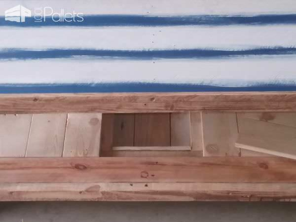 Special Pallet Coffee Table5