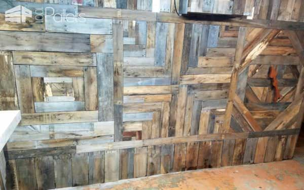 Ultimate Pallet Man Cave5