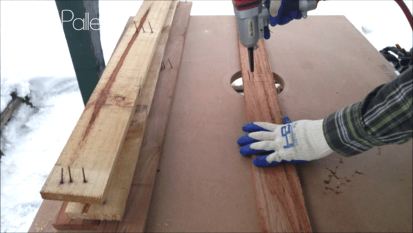 Video Tutorial: Remove Pallet Nails Efficiently Using An Air Punch DIY Pallet Tutorials