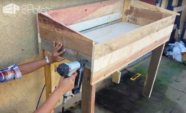 Diy Tutorial: Pallet Urban Greenhouse Other Pallet Projects