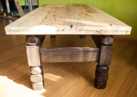 Diy Video Tutorial: Pallet Coffee Table Renovation