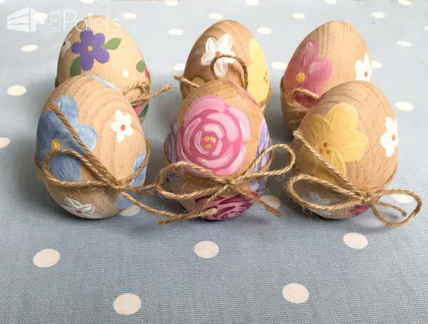 15 Amazing Easter Pallet Craft Ideas