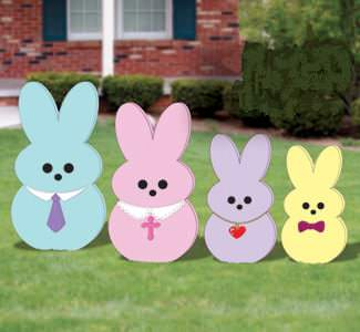 Easter Pallet Craft Ideas11