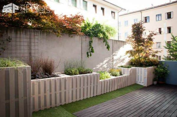Pallet Garden Ideas Garden Ideas And Garden Design