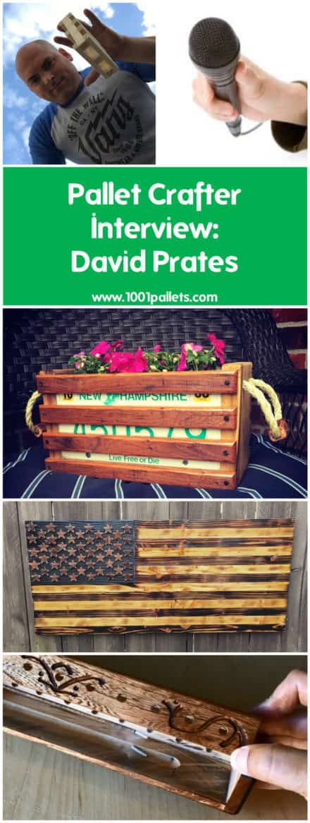 Pallet Crafter Interview #21: David Prates