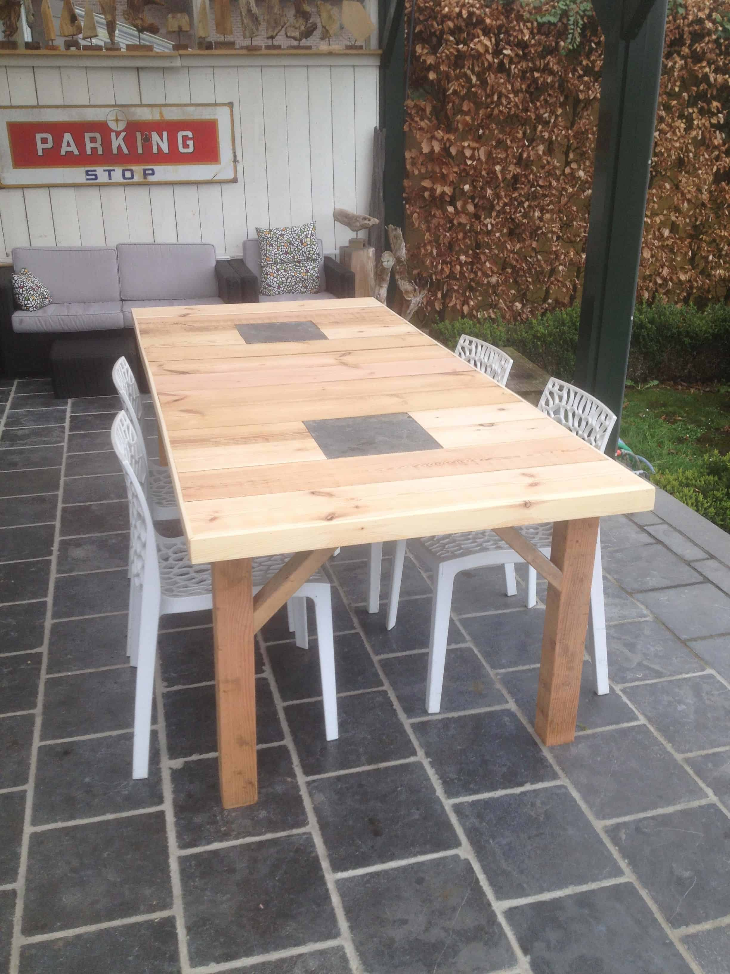 Several Pallet Tables Done In Different Styles 1001 Pallets