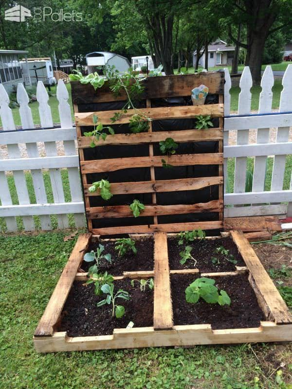 10 Great Mother's Day Pallet Project Ideas For 2017 Other Pallet Projects