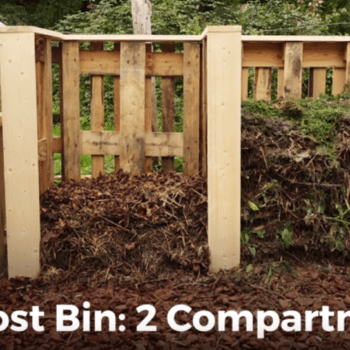 Diy Video Tutorial: Make Your Own Pallet Compost Bins 2