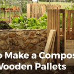Make Your Own Pallet Compost Bins