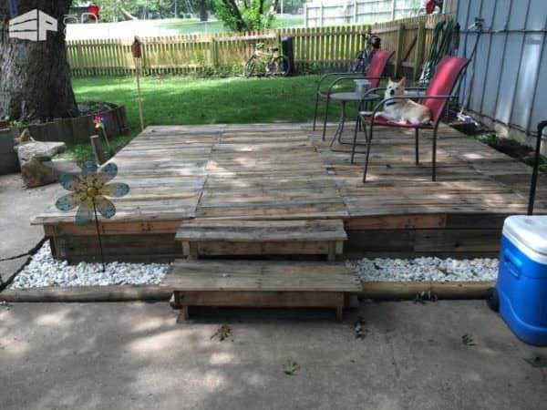 24 Ideas To Make Your Outdoor Living Areas Spectacular Using Pallets